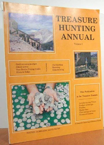 9780941620116: Treasure Hunting Annual
