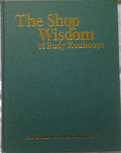 The shop wisdom of Rudy Kouhoupt: Rudy Kouhoupt