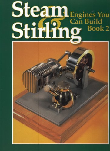 Steam and Stirling Engines You Can Build: N/A