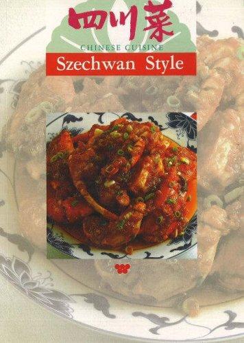 Chinese Cuisine: Szechwan Style: Publishing, Wei-Chuan; Lin, Lee-Hwa