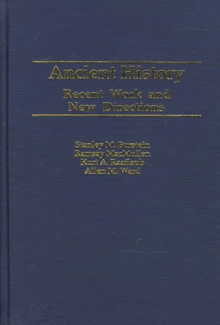 9780941690799: Ancient History: Recent Work and New Directions (Publications of the Association of Ancient Historians, 5)