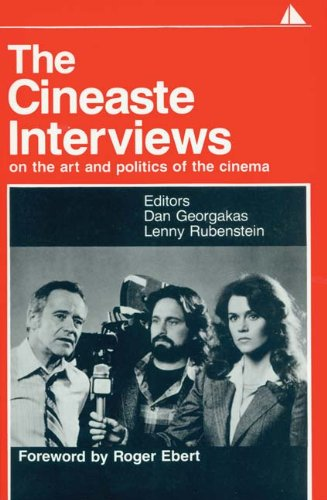 9780941702034: The The Cineaste Interviews: On the Art and Politics of the Cinema