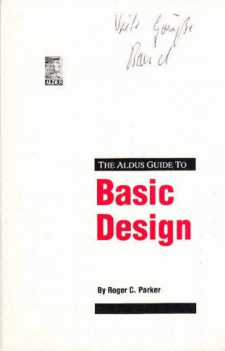 The Aldus Guide to Basic Design