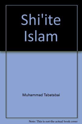 9780941722193: Shi'Ite Islam