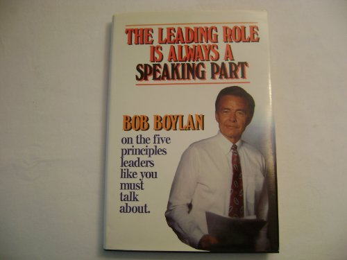 9780941755030: The Leading Role Is Always a Speaking Part [Hardcover] by