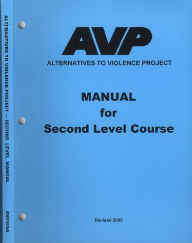 9780941758062: AVP Manual - Second Level (Advanced) Course