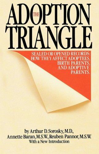 9780941770101: The Adoption Triangle