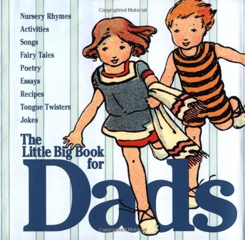 9780941807432: Little Big Book For Dads (Little Big Books (Welcome))