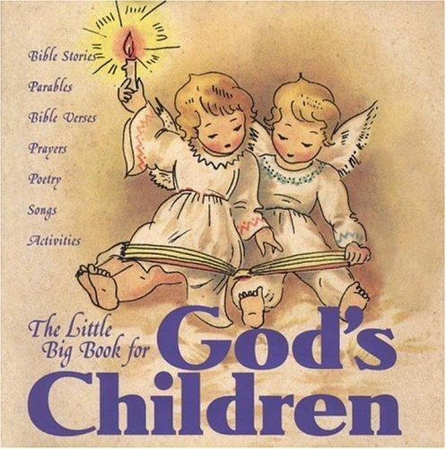 The Little Big Book For God's Children: Tabori, Lena