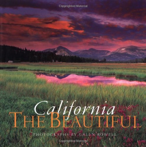 9780941807678: California the Beautiful: Spirit and Place