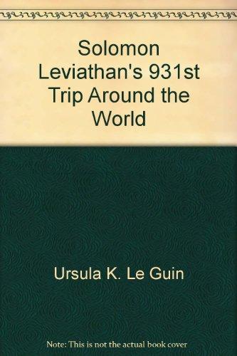 9780941826037: Solomon Leviathan's 931st Trip Around the World