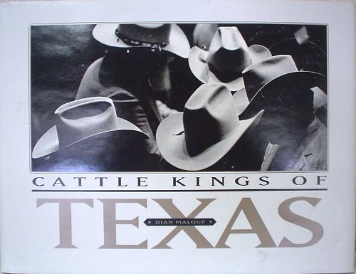 9780941831697: Cattle Kings of Texas (Earthsong Collection)
