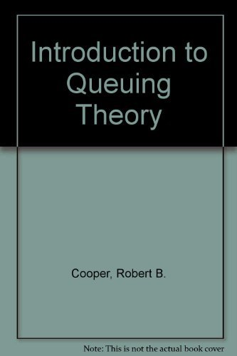 9780941893039: Introduction to Queuing Theory