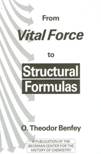 9780941901093: Vital Force to Structural Formulas (Bchoc Publication Ser : No 10) (Publication / Beckman Center for the History of Chemistry)