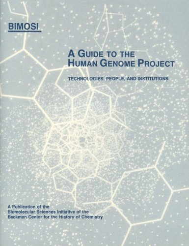 9780941901109: Guide to the Human Genome Project: Technologies, People, And Information (Chemical Heritage Foundation Publication, No. 11)