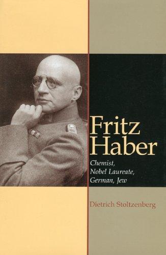 9780941901246: Fritz Haber: Chemist, Laureat, German, Jew