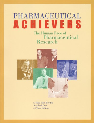 9780941901307: Pharmaceutical Achievers: The Human Face of Pharmaceutical Research
