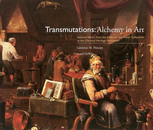 9780941901321: Transmutations: Alchemy in Art - Selected Works from the Eddleman and Fisher Collections at the Chemical Heritage Foundation