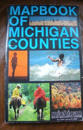 Mapbook of Michigan Counties