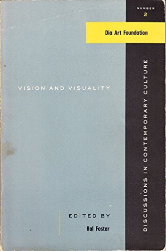 9780941920100: Vision and Visuality (Dia Art Foundation : Discussions in Contemporary Culture, No 2)