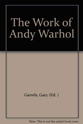 9780941920117: The Work of Andy Warhol (DISCUSSIONS IN CONTEMPORARY CULTURE) (No. 3)