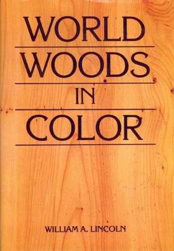 9780941936200: World Woods in Color