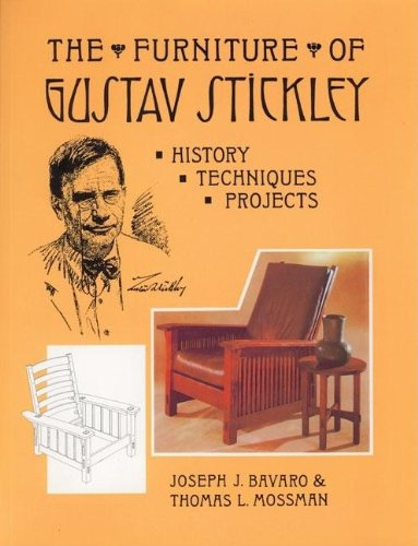 9780941936354: The Furniture of Gustav Stickley: History, Techniques, and Projects