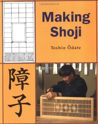9780941936477: Making Shoji