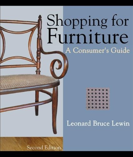 9780941936873: Shopping for Furniture: A Consumer's Guide