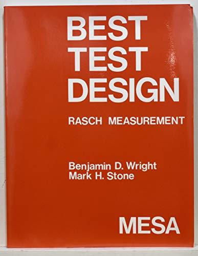 9780941938006: Best Test Design