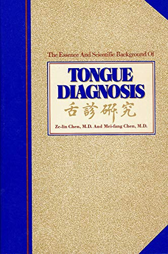 9780941942294: The Essence and Scientific Background of Tongue Diagnosis
