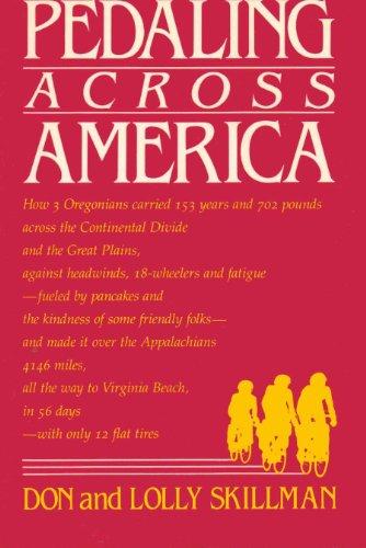 9780941950213: Pedaling Across America