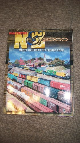 Walthers N & Z Scale Model Railroad Reference Book 2000: walthers