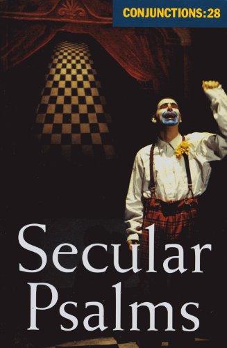 Conjunctions: 28, Secular Psalms: Morrow, Bradford