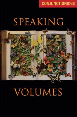 Conjunctions: 63, Speaking Volumes: Morrow, Bradford