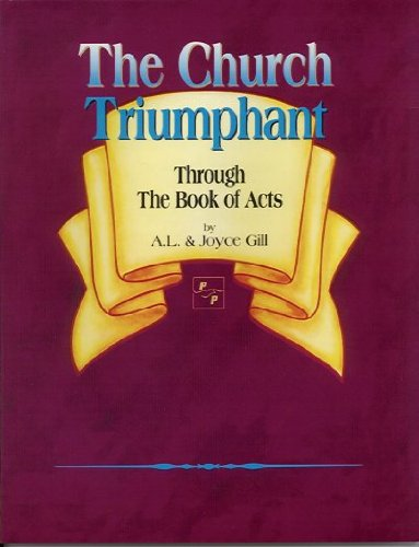 9780941975353: Church Triumphant - Through the Book of Acts
