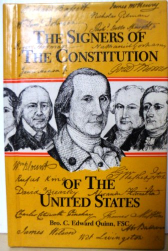 9780941980180: Signers of the Constitution of the United States
