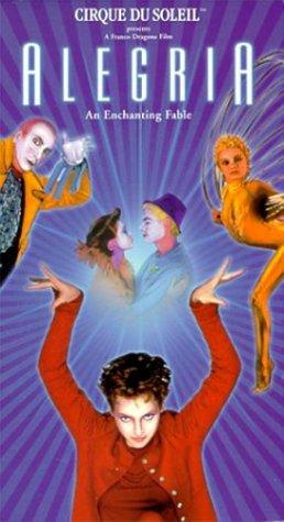 9780941981095: Cirque Du Soleil - Alegria [VHS]