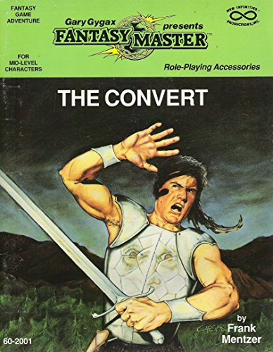 9780941993081: The Convert
