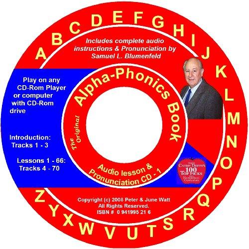 9780941995214: Alpha-Phonics Audio Lessons Pronunciation CD