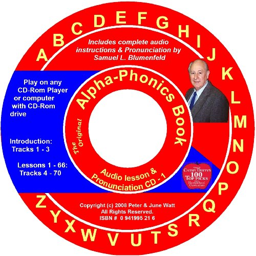 9780941995214: Alpha-Phonics Audio Lessons Pronunciation CD Rom