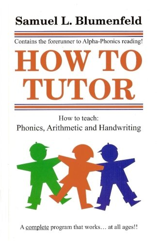 9780941995290: How To Tutor
