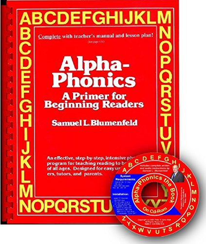 9780941995306: Alpha-Phonics Book Including CD ROM Version