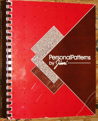 9780942003062: Personal Patterns By Jinni Signed & Numbered
