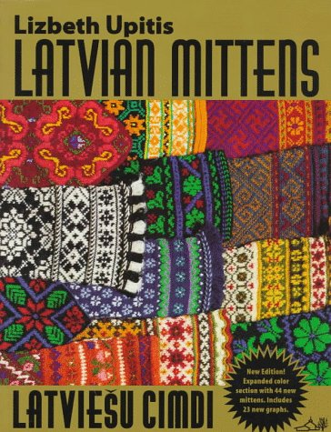 9780942018141: Latvian Mittens: Traditional Designs & Techniques