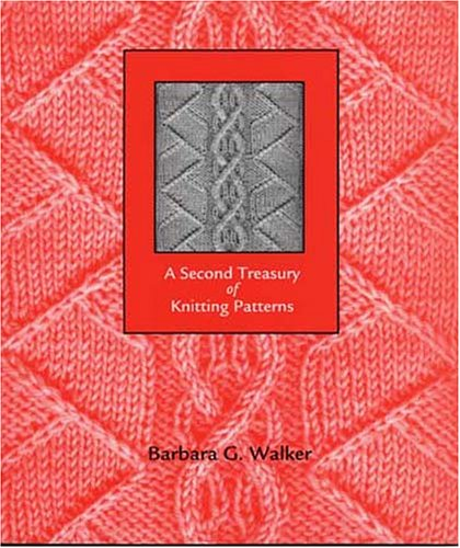 9780942018172: A Second Treasury of Knitting Patterns
