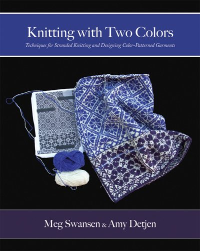 9780942018349: Knitting with Two Colors