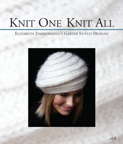 9780942018356: Knit One Knit All: Elizabeth Zimmermann's Garter Stitch Designs