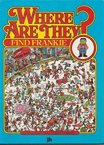 9780942025132: Find Freddie (Where Are They?)