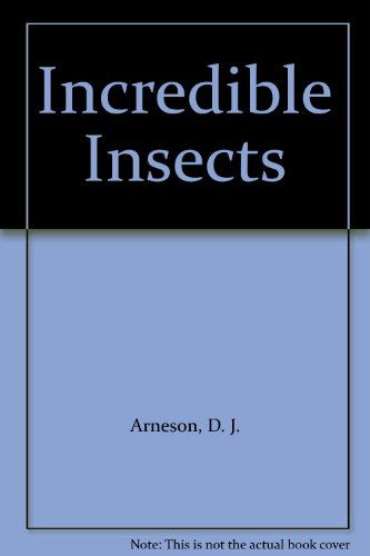9780942025200: Incredible Insects